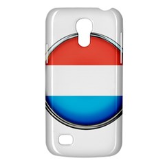 Luxembourg Nation Country Red Galaxy S4 Mini