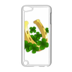 St  Patricks Day  Apple Ipod Touch 5 Case (white) by Valentinaart
