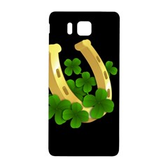 St  Patricks Day  Samsung Galaxy Alpha Hardshell Back Case by Valentinaart