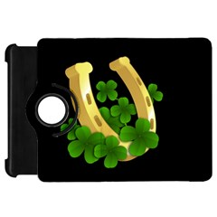 St  Patricks Day  Kindle Fire Hd 7  by Valentinaart