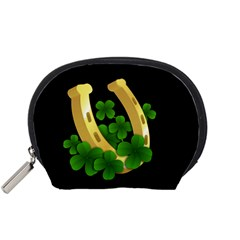 St  Patricks Day  Accessory Pouches (small)  by Valentinaart