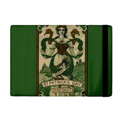 St  Patricks Day  Apple Ipad Mini Flip Case by Valentinaart