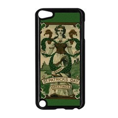 St  Patricks Day  Apple Ipod Touch 5 Case (black) by Valentinaart