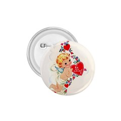 Cupid   Vintage 1 75  Buttons by Valentinaart