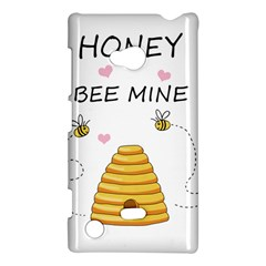 Bee Mine Valentines Day Nokia Lumia 720 by Valentinaart