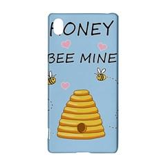 Bee Mine Valentines Day Sony Xperia Z3+