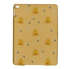 Bee Pattern Ipad Air 2 Hardshell Cases by Valentinaart