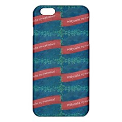Valentine Day Pattern Iphone 6 Plus/6s Plus Tpu Case by dflcprints