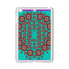 The Worlds Most Beautiful Flower Shower On The Sky Ipad Mini 2 Enamel Coated Cases by pepitasart