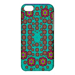 The Worlds Most Beautiful Flower Shower On The Sky Apple Iphone 5c Hardshell Case by pepitasart