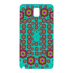 The Worlds Most Beautiful Flower Shower On The Sky Samsung Galaxy Note 3 N9005 Hardshell Back Case by pepitasart