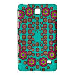 The Worlds Most Beautiful Flower Shower On The Sky Samsung Galaxy Tab 4 (8 ) Hardshell Case  by pepitasart