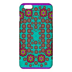The Worlds Most Beautiful Flower Shower On The Sky Iphone 6 Plus/6s Plus Tpu Case by pepitasart