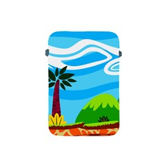 Landscape Background Nature Sky Apple Ipad Mini Protective Soft Cases