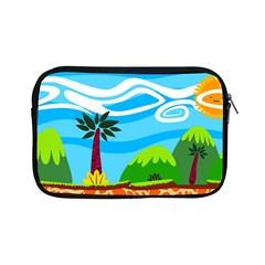 Landscape Background Nature Sky Apple Ipad Mini Zipper Cases