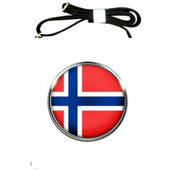 Norway Country Nation Blue Symbol Shoulder Sling Bags
