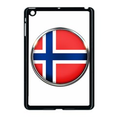 Norway Country Nation Blue Symbol Apple Ipad Mini Case (black)