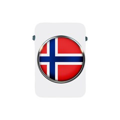 Norway Country Nation Blue Symbol Apple Ipad Mini Protective Soft Cases