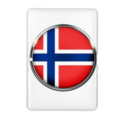 Norway Country Nation Blue Symbol Samsung Galaxy Tab 2 (10 1 ) P5100 Hardshell Case