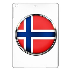 Norway Country Nation Blue Symbol Ipad Air Hardshell Cases