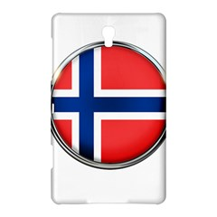 Norway Country Nation Blue Symbol Samsung Galaxy Tab S (8 4 ) Hardshell Case