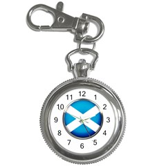 Scotland Nation Country Nationality Key Chain Watches