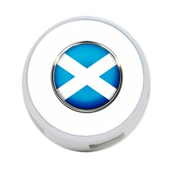 Scotland Nation Country Nationality 4 Port Usb Hub (two Sides)