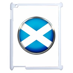 Scotland Nation Country Nationality Apple Ipad 2 Case (white)