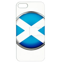 Scotland Nation Country Nationality Apple Iphone 5 Hardshell Case With Stand