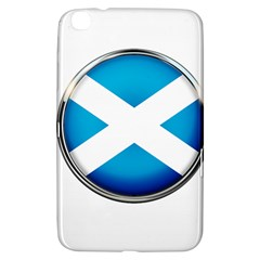 Scotland Nation Country Nationality Samsung Galaxy Tab 3 (8 ) T3100 Hardshell Case