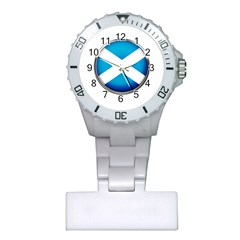 Scotland Nation Country Nationality Plastic Nurses Watch