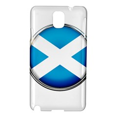 Scotland Nation Country Nationality Samsung Galaxy Note 3 N9005 Hardshell Case