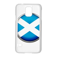 Scotland Nation Country Nationality Samsung Galaxy S5 Case (white)
