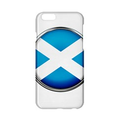 Scotland Nation Country Nationality Apple Iphone 6/6s Hardshell Case by Nexatart