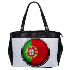 Portugal Flag Country Nation Office Handbags