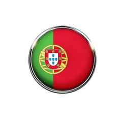 Portugal Flag Country Nation Shower Curtain 48  X 72  (small)