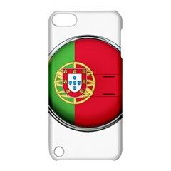 Portugal Flag Country Nation Apple Ipod Touch 5 Hardshell Case With Stand