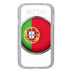 Portugal Flag Country Nation Samsung Galaxy Grand Duos I9082 Case (white) by Nexatart