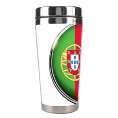 Portugal Flag Country Nation Stainless Steel Travel Tumblers