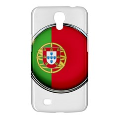 Portugal Flag Country Nation Samsung Galaxy Mega 6 3  I9200 Hardshell Case