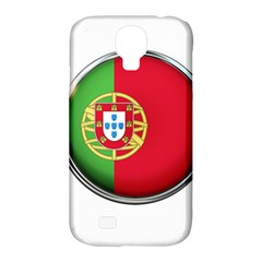 Portugal Flag Country Nation Samsung Galaxy S4 Classic Hardshell Case (pc+silicone)