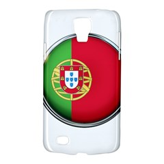 Portugal Flag Country Nation Galaxy S4 Active by Nexatart