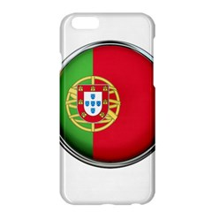 Portugal Flag Country Nation Apple Iphone 6 Plus/6s Plus Hardshell Case