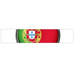 Portugal Flag Country Nation Large Flano Scarf