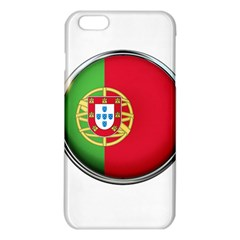 Portugal Flag Country Nation Iphone 6 Plus/6s Plus Tpu Case