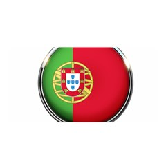 Portugal Flag Country Nation Satin Wrap