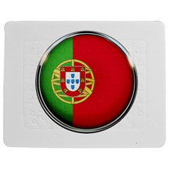 Portugal Flag Country Nation Jigsaw Puzzle Photo Stand (rectangular)