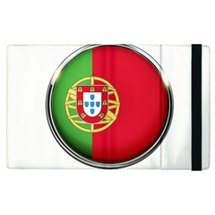 Portugal Flag Country Nation Apple Ipad Pro 12 9   Flip Case