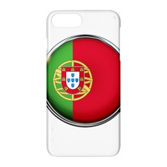 Portugal Flag Country Nation Apple Iphone 7 Plus Hardshell Case