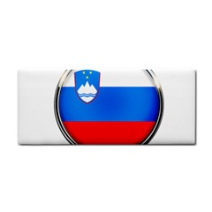 Slovenia Flag Mountains Country Cosmetic Storage Cases